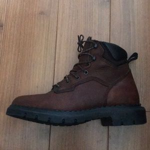 Redwing boots never worn